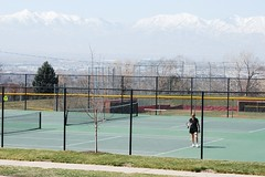 Mountain Tennis