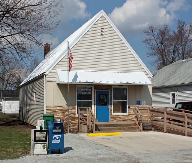 Glenarm Il U S Post Office 62536 Flickr Photo Sharing