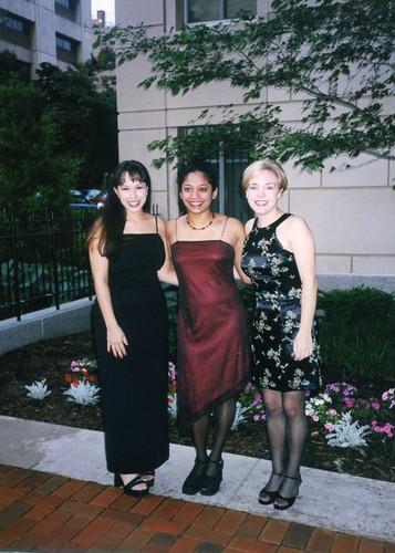 GW Graduation 2001