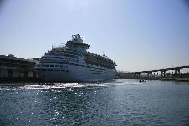 IMG_0663 QuotMonarch Of The Seasquot Cruise Terminal San Pedro