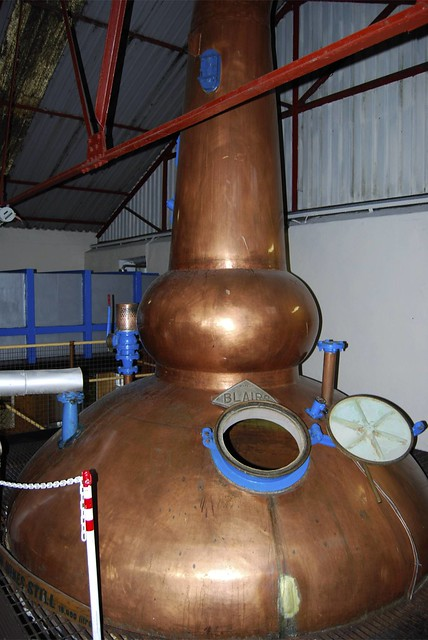 Spirit Still- Bladoch Distillery