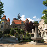 Bory Castle (var), Szekesfehervar - Hungary