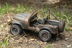Daisy Duke Jeep- Custom