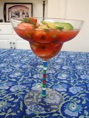produce(0.0), food(0.0), blue hawaii(0.0), cosmopolitan(0.0), margarita(0.0), pink lady(1.0), cocktail garnish(1.0), drink(1.0), cocktail(1.0), mai tai(1.0), alcoholic beverage(1.0),