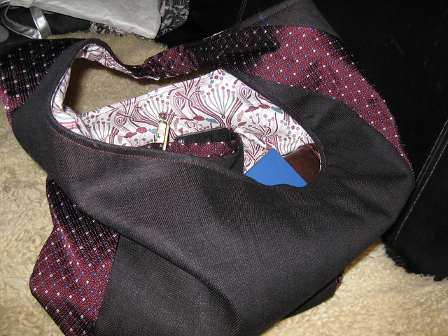 Pattern For Fabric Shoulder Bag 82