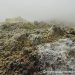 Volcanic Coverings - Cerro Negro Volcano, Nicaragua