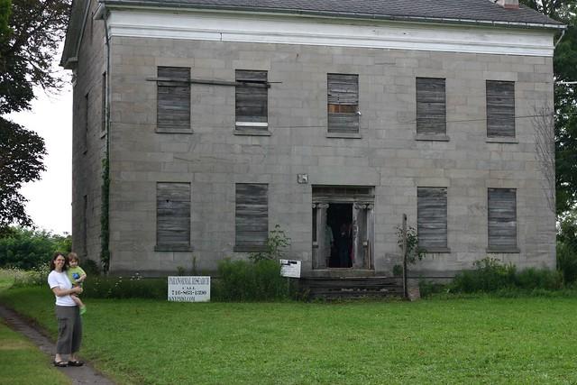 The Summit Mansion Lockport Ny An Album On Flickr