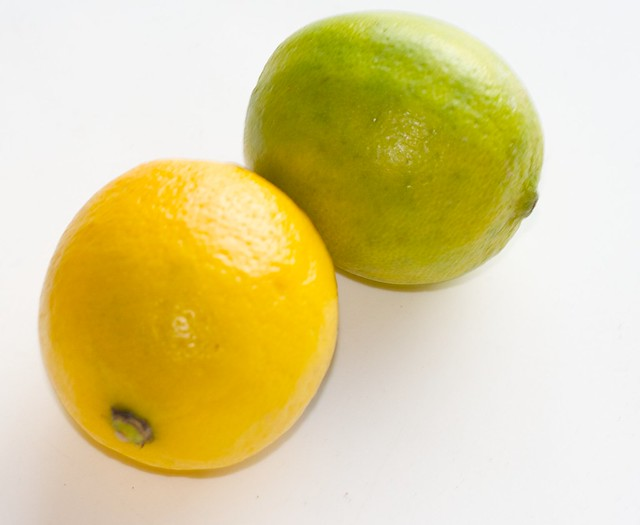 is for Lemon and LimeL Is For Lemon