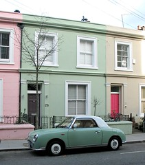 House with Matching Accessories - West London - Feb 2008