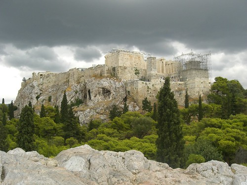 the acropolis athens