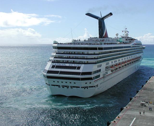 Carnival Victory Cruise Ship  Flickr  Photo Sharing