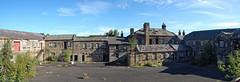 Derelict School Quad