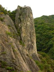 Hyakujyou-iwa / 百丈岩