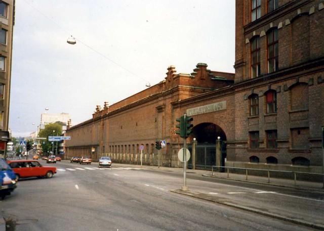 Una fábrica en Tampere