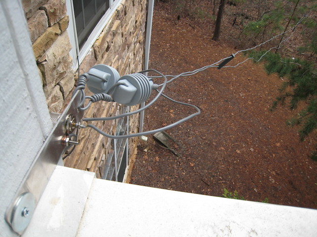 Alpha Delta Dx Swl Shortwave Sloper Antenna Flickr