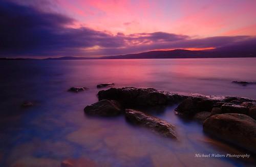 longexposure sunset landscape tasmania alemdagqualityonlyclub