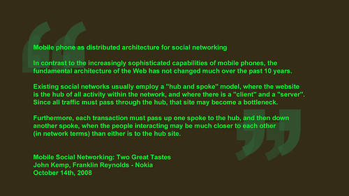 todays smart phone technologies