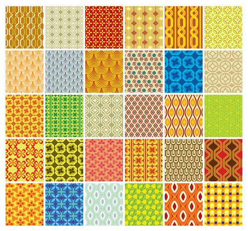 70s pattern | Flickr - Photo Sharing!