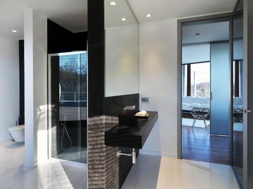 Great Art Decoration Italian Bathroom Design