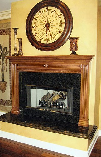 Faux Wood Fireplace Flickr Photo Sharing
