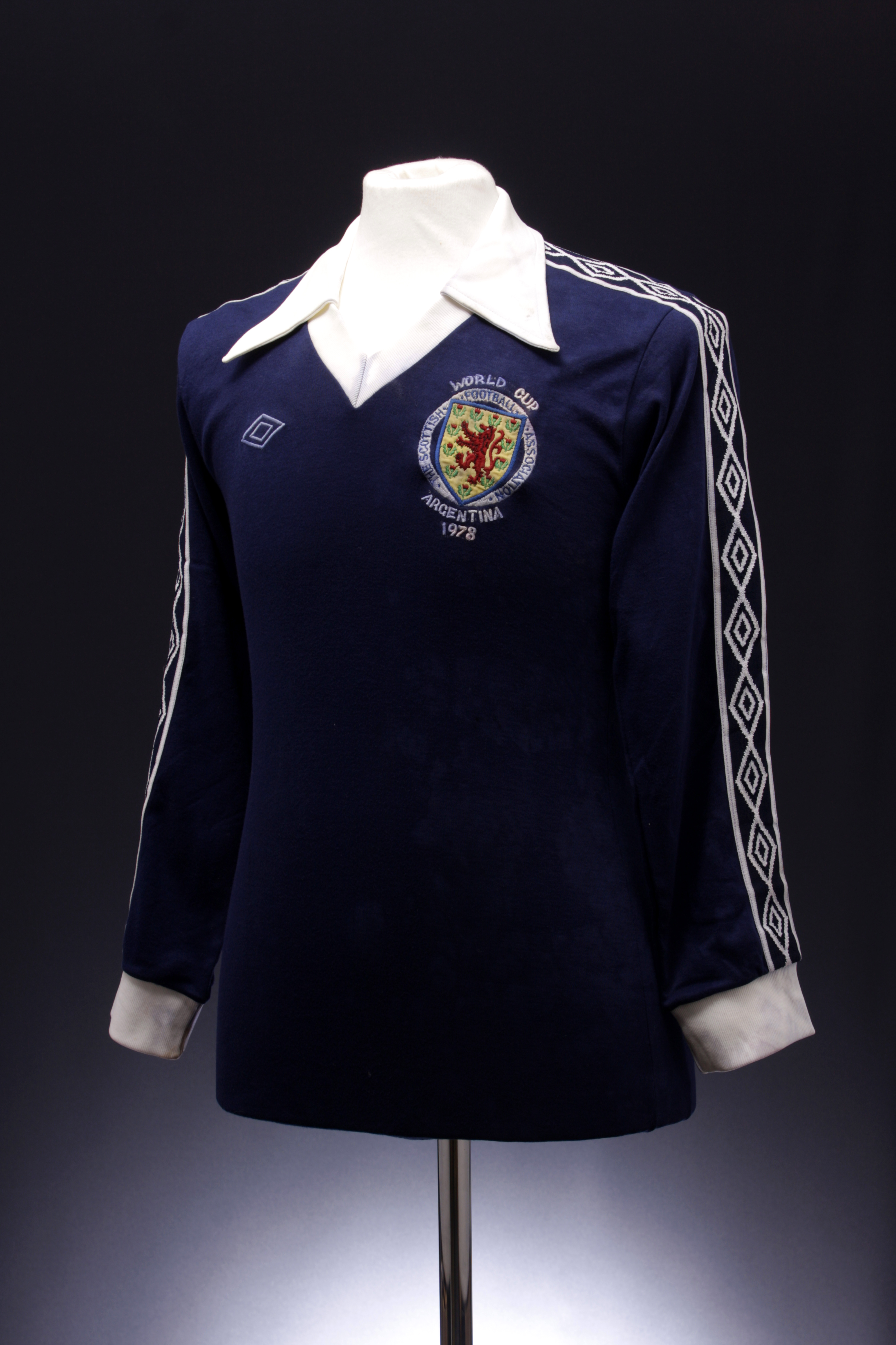 Scotland prototype football shirt world cup 1978 for How to make a prototype shirt