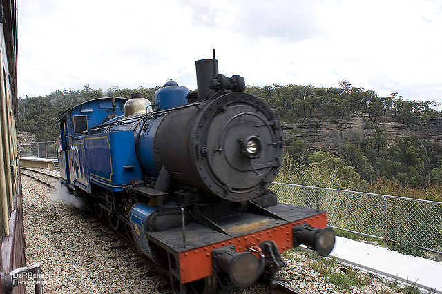 thomas zig zag railway lithgow smle - photo#19