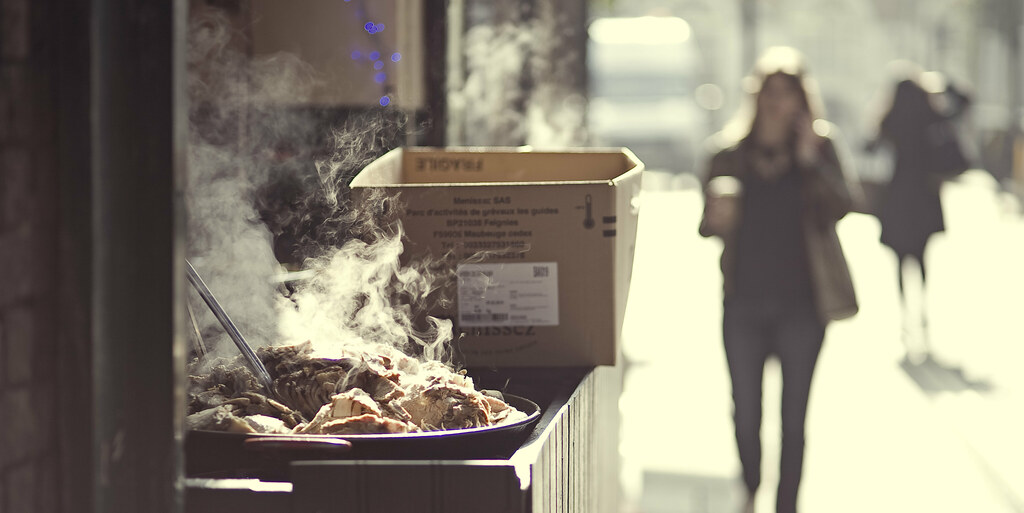 Borough Market Turkey