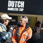 Dutch Homeless cup interview