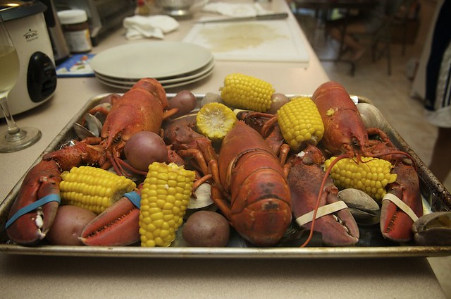 New England Lobster Bake | Flickr - Photo Sharing!