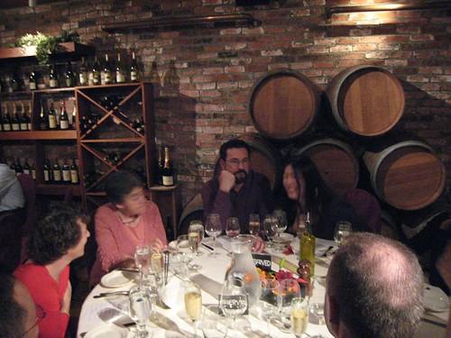 John Steinberg's Birthday Party, Kuleto's T… IMG_7875