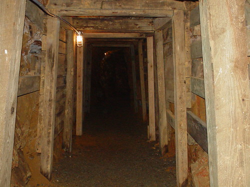 history underground gold tour historicsite reedgoldmine
