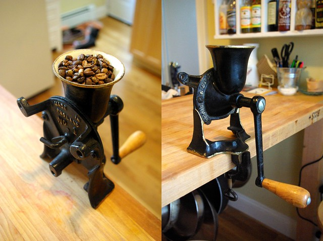 Spong Amp Co No 1 Conical Coffee Grinder Designed 1856