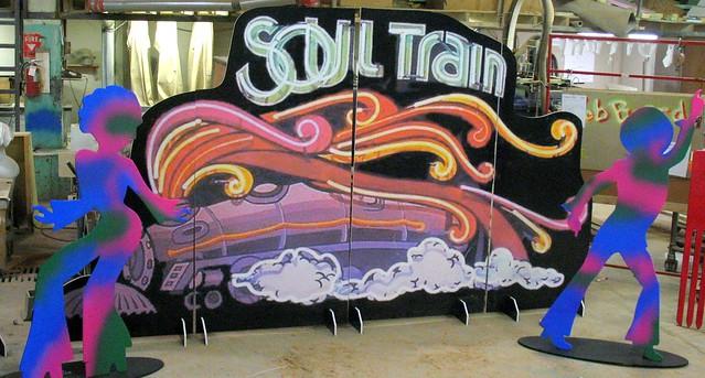 Soul Train Flickr Photo Sharing