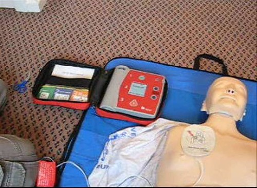 AED Training and CPR Training