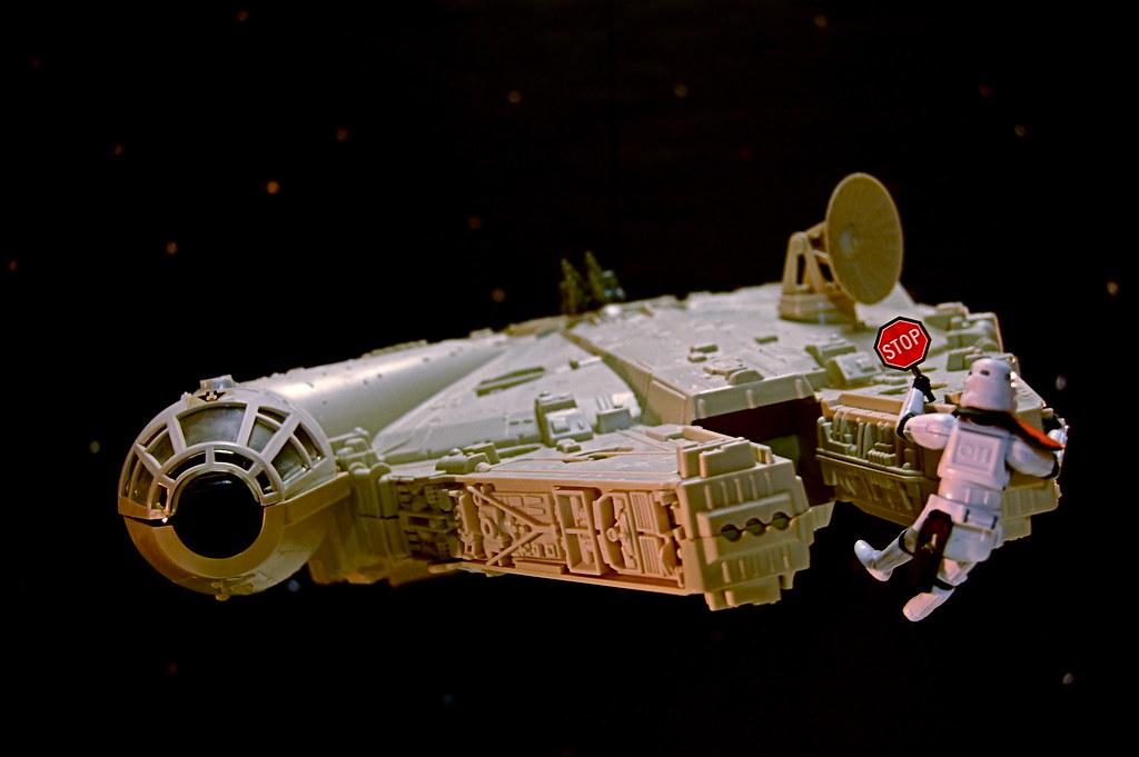 Han Solo Brakes For Nobody