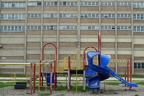 penal playground (dumping grounds)