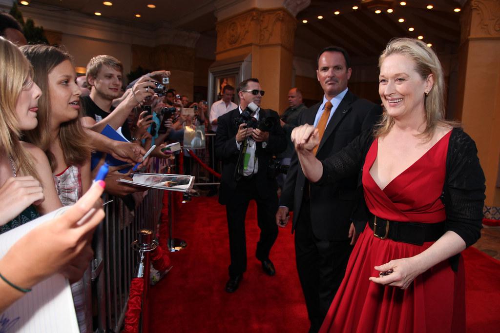 Julie and Julia - LA Red Carpet Premier