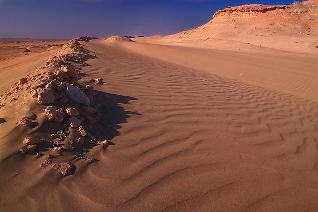Dunes!