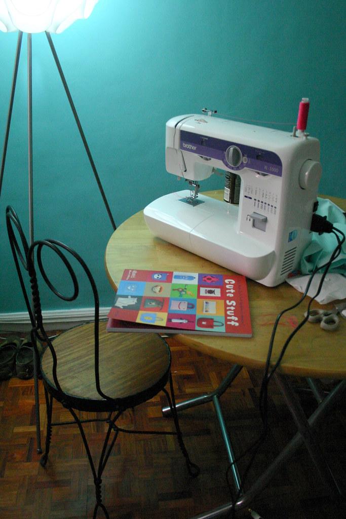 xl5500 sewing machine