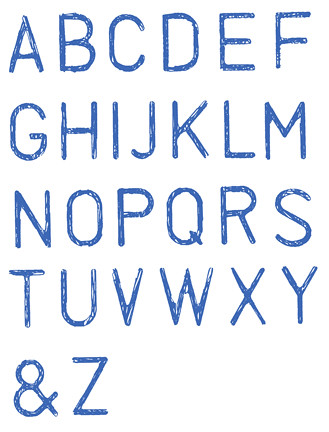 Stencil Fonts Stencil2 Font tim degner prettydept