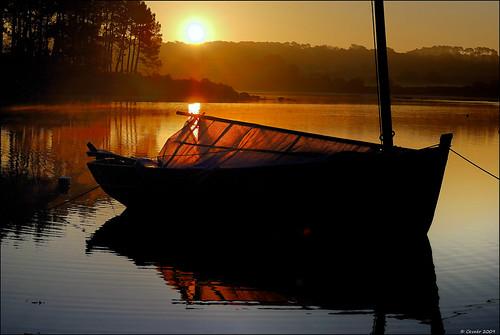 sunset nature marine bretagne breizh armor 29 bzh finistère littoral gr34 penarbed cornouaille argoat sentierdouanier névez lehénan