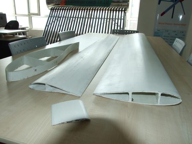Wind Turbine PVC Blade Design - YouTube