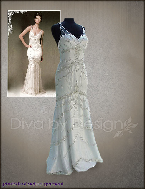 Vintage Wedding Dresses Art Deco : Vintage art deco bridal gowns wedding dresses jennifer flickr