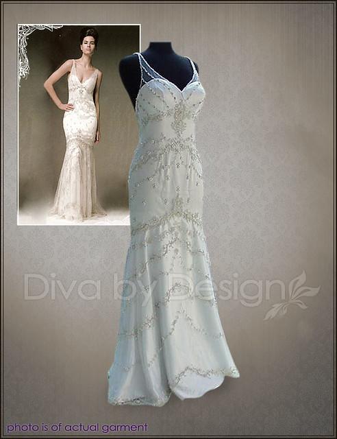 Vintage Art Deco Bridal Gowns Wedding Dresses Jennifer 1 Flickr Photo Sha