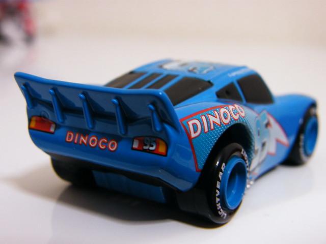 lightning mcqueen dinoco type cars tomica flickr photo sharing. Black Bedroom Furniture Sets. Home Design Ideas