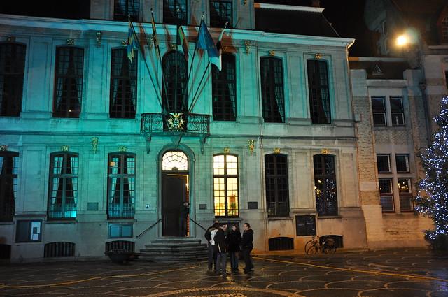 stadhuis Roeselare
