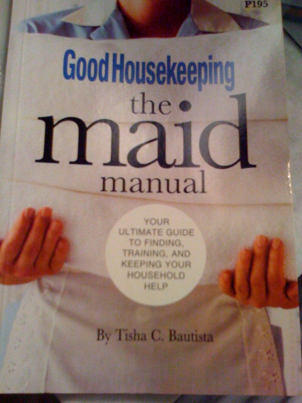 The Maid Manual