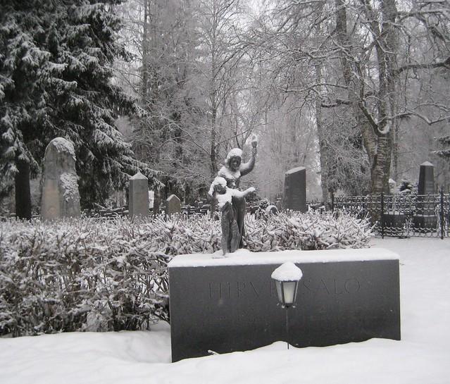 097 Kustaa Aadolfinkirkon hautausmaa