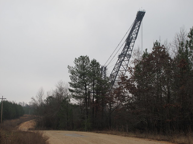 Bucyrus Erie  1570 Walking Dragline Mr. Tom