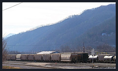 Erwin Rail Yard, Erwin, TN